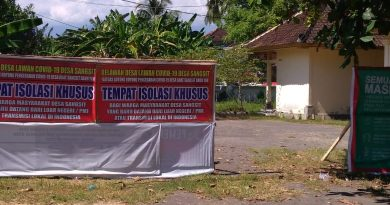 Kantor UPTD Pelabuhan Perikanan Dinas Kelautan dan Perikanan Provinsi Bali sediakan tempat karantina COVID-19