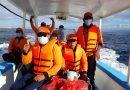 Kegiatan Pengawasan Kawasan Konservasi Perairan Nusa Penida Bulan Mei